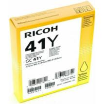 Ricoh SG3110 gél Yellow 405764/GC41YHY