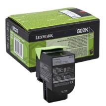 Lexmark CX310/CX410/CX510 Black CRTG Return 1K (Eredeti) 80C20K0
