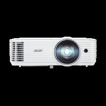 ACER DLP 3D Projektor S1386WHn, WXGA, 3600lm, 20000/1, HDMI, RJ45, short throw, fehér