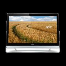 "ACER VA LED Touch Monitor UT220HQLbmjz 21.5"", 8ms, 250nits, HDMI MHL, USB, fekete"