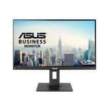 """ASUS BE27AQLB LED Monitor 27"""" IPS 2560x1440, HDMI/DisplayPort/Mini DisplayPort 1.2/Kettős DVI-D csatlakozás"""