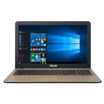 "ASUS NB X540NV-GQ092TC, 15,6"" HD, Celeron N3350 (2,4GHz), 4GB, 500GB HDD, NV GT920 2GB, Win 10, Fekete"