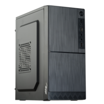 CHS PC Barracuda, Core i3-8100 3.6GHz, 4GB, 120GB SSD, Egér+Bill