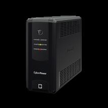 CYBERPOWER UPS UT1050EG (4 aljzat) 1050VA 630W, 230V szünetmentes tápegység