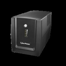 CYBERPOWER UPS UT1500E (4 aljzat) 1500VA 900W, 230V szünetmentes tápegység LINE-INTERACTIVE