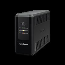 CYBERPOWER UPS UT850EG (3 aljzat) 850VA 425W, 230V szünetmentes tápegység LINE-INTERACTIVE