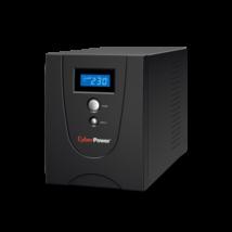 CYBERPOWER UPS VALUE2200EILCD (6xIEC 320) 2200VA 1320W 230V szünetmentes tápegység + USB LINE-INTERACTIVE