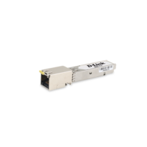 D-Link SFP Switch Modul 10/100/1000 BASE-T Copper Transceiver