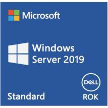 DELL EMC szerver OS - MS Windows Server 2019 Standard Edition 16 CORE, 64bit ROK - English (WSOS).