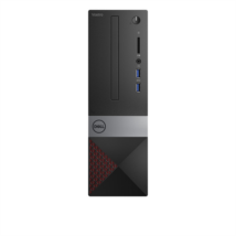 DELL PC VOSTRO 3470 SFF Intel Core i3-8100 3.60 GHz, 4GB, 1TB, WLAN+BT, Linux