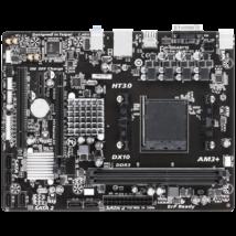 GIGABYTE Alaplap AM3+ GA-78LMT-S2 R2 AMD 760G mATX, Integrált VGA