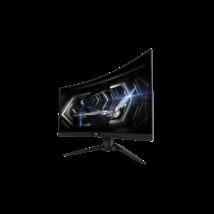 "GIGABYTE Ívelt VA LED Monitor 27"" AORUS CV27Q-EK 2560x1440, 2xHDMI/Displayport/2xUSB3.0"