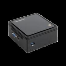 """GIGABYTE PC BRIX, Intel Celeron N2807 2.16 GHz, HDMI, DSUB, LAN, WIFI, Bluetooth, 2,5"""" HDD hely, USB 3.0"""