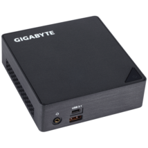 GIGABYTE PC BRIX Ultra Compact, Intel Core i5 7200U 3.1GHz, HDMI, LAN, WIFI, MiniDisplayport, 2xUSB 3.0, 2xUSB 3.1