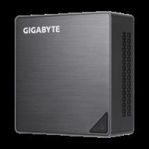 "GIGABYTE PC BRIX, Intel Core i5 8250U 3.4GHz, HDMI, MiniDisplayport, LAN, WIFI, BT, 2,5"" HDD hely, 2xUSB 3.0, 2xUSB 3.1"