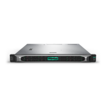 HPE rack szerver ProLiant DL325 Gen10, AMD 16C EPYC 7351 2.4GHz, 16GB, NoHDD 8SFF, E208i-a, 1x500W