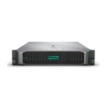 HPE rack szerver ProLiant DL385 Gen10, AMD 16C EPYC 7301 2.2GHz, 32GB, NoHDD 8SFF, P408i-a, 1x500W