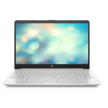"HP 15-DW0007NH, 15.6"" FHD AG, Core i5-8265U, 4GB, 256GB SSD, Nvidia MX110 2GB, Natural Silver"