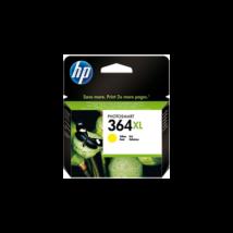 HP Patron No364XL C5380/C6380/D5460, Sárga (Yellow) 750/oldal