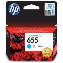 HP Patron No 655 cián tintapatron Ink Advantage