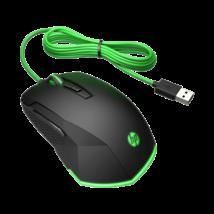 HP Pavilion Vezetékes Gaming Egér 200, fekete
