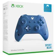 MS Játékvezérlő Xbox One Vezeték nélküli controller Sport Blue SE