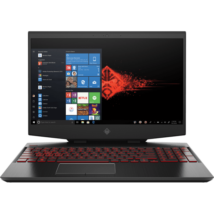 "OMEN by HP 15-dc1006nh, 15.6"" FHD AG IPS, Core i7-9750H, 16GB, 256GB SSD, 1TB, GF RTX 2060 6GB, Win 10, Shadow Black"