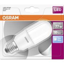OSRAM LED STAR CL STICK MATT 76 non-dim 10W/840 E27