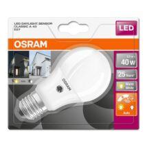 Osram Star+ 5,5 W/827 40 E27 470 lumen matt LED fényérzékelős körte izzó