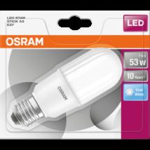 Osram Star CL 7 W/840 56 E27 750 lumen matt LED izzó