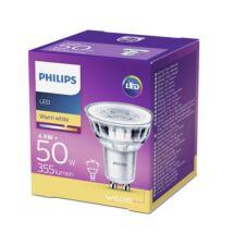 PHILIPS Consumer LEDClassic spot 4.6-50W GU10 827 36D ND
