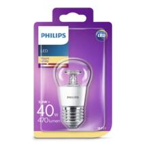 PHILIPS Consumer LED luster 5.5-40W P45 E27 827 CL ND