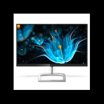 "Philips IPS monitor 23.8"" - 246E9QJAB/00, 1920x1080, 16:9, 250 cd/m2, 5ms, VGA, HDMI, Displayport, Hangszóró, Freesync"