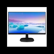 """Philips IPS monitor 27"""" - 273V7QJAB/00 1920x1080, 16:9, 250 cd/m2, 5ms, VGA, HDMI, Displayport, hangszóró"""