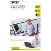 """Port Designs Betekintésvédő fólia PRIVACY FILTER 2D - 21,5""""  16/9 - 476 x 268"""
