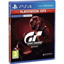 SONY PS4 Játék Gran Turismo Sport HITS