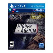 SONY PS4 Játék Hidden Agenda