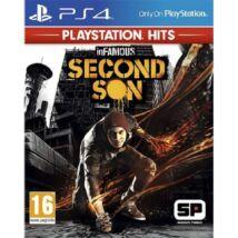 SONY PS4 Játék inFamous Second Son HITS