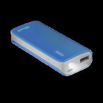 TRUST Power bank Primo 4400 hordozható töltő - kék