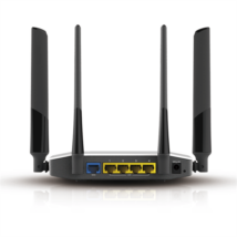 ZYXEL Wireless Router Dual-Band AC1200 1xWAN(100Mbps)+4xLAN(100Mbps)