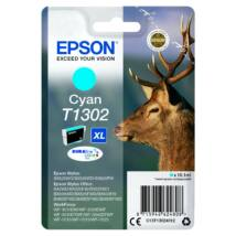 Epson T1302 Patron Cyan 10,1ml (Eredeti)