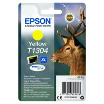 Epson T1304 Patron Yellow 10,1ml (Eredeti)