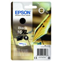 Epson T1631 Patron Black 12,9ml 16XL (Eredeti)