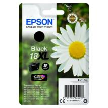 Epson T1811 Patron Black 11,5ml 18XL (Eredeti)