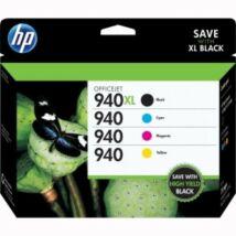 HP C2N93AE Patron 4Pack No.940XL CMYK (Eredeti)