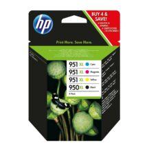 HP C2P43AE Patron Pack C/Y/M/Bk No.950XL/951XL (Eredeti)