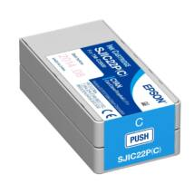 Epson C3500 Patron Cyan 32,5ml (Eredeti)