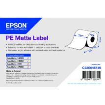 Epson 102mm*29mm matt tekercses címke