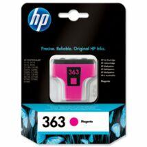 HP C8772EE Patron Magenta No.363 (Eredeti)