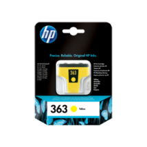 HP C8773EE Patron Yellow No.363 (Eredeti)
